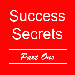Coaching for Success – Success Secrets Part 1