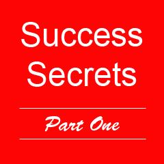 Coaching for Success – Success Secrets Part 1